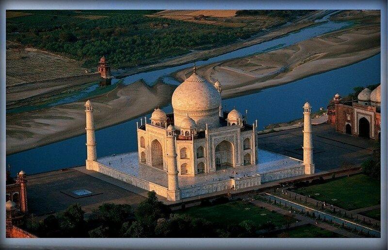 3. Тадж - Махал (Агра, Индия).JPG