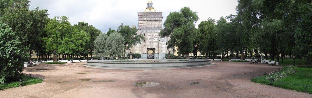 Панорама Адмиралтейства