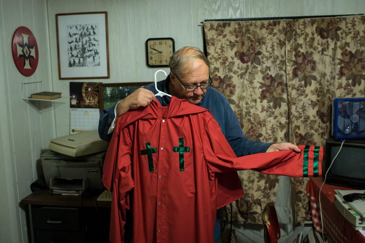 Ричард Бондира, бывший Гранд Мастер Ордена