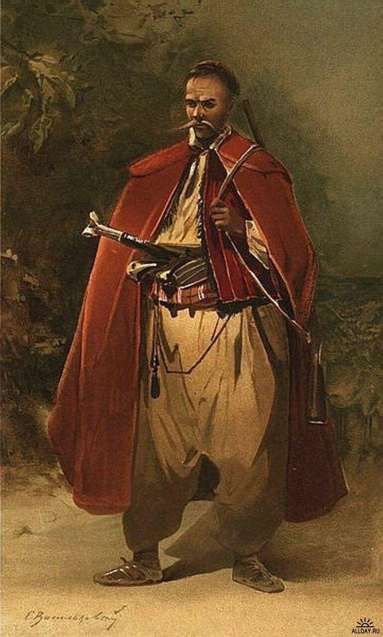 Задунайский запорожец, 1900