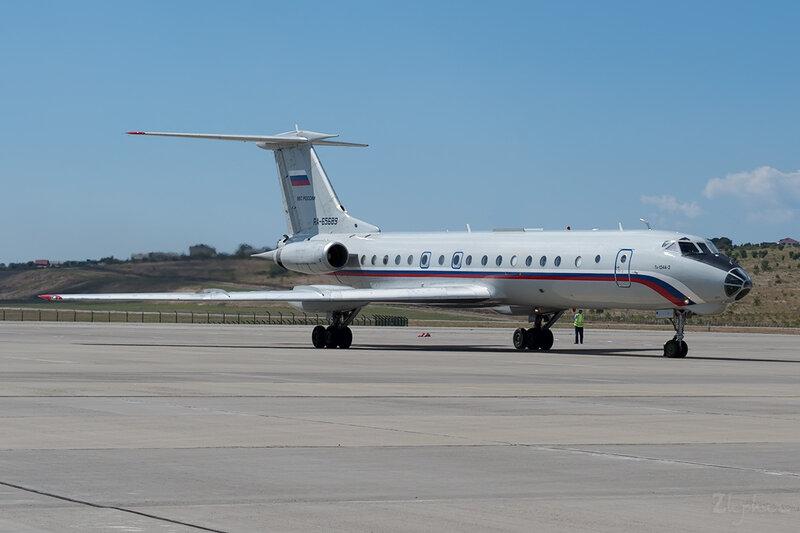 Туполев Ту-134А-3 (RA-65689) ВВС DSC_4516
