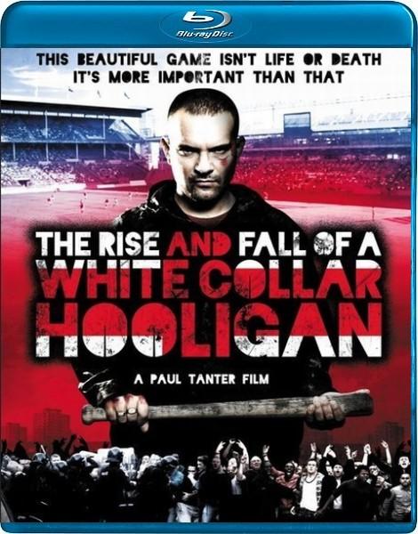 Хулиган с белым воротничком / The Rise & Fall of a White Collar Hooligan (2012) HDRip