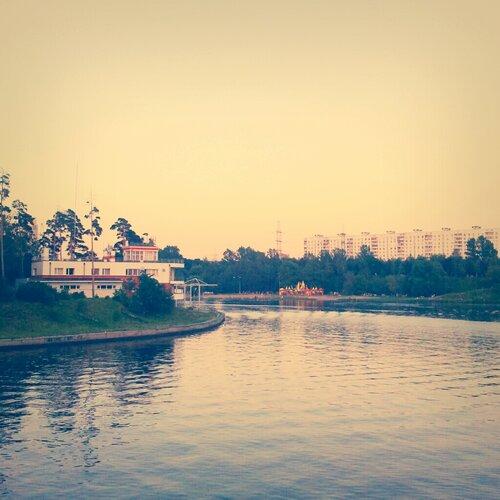 Фото. Прогулки по Каналу им. Москвы. Северный Речной вокзал