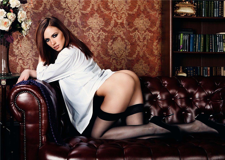 Валерия Ларина в журнале xxl россия, октябрь 2012