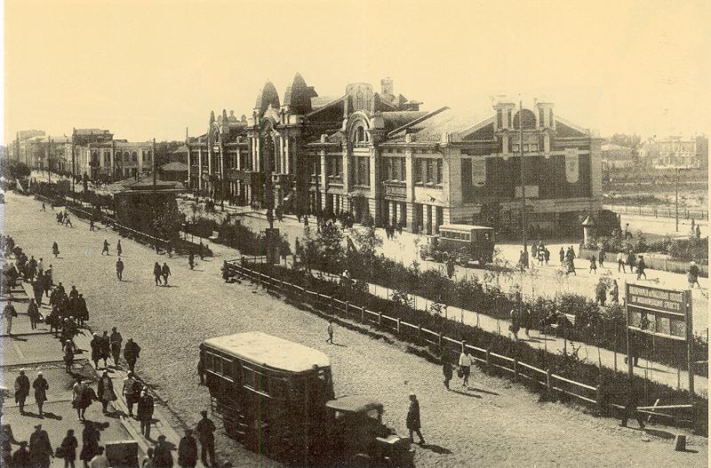 1930-е, Новосибирск Красный проспект, 23.jpg