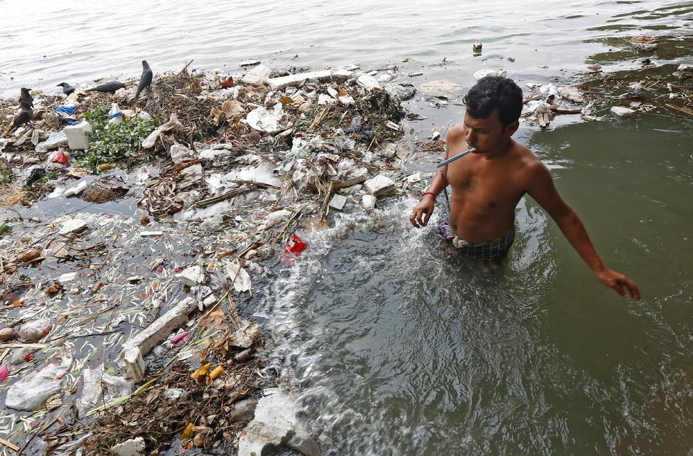 Фото, сделанные в Индии в мае