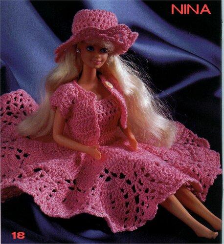 Одежда для кукол от .