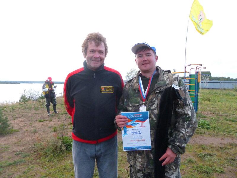 Изображение 1 : Джиг-Пари 2012. Отчет призёра.