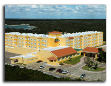 Мексика .Courtyard By Marriott Cancun 4*