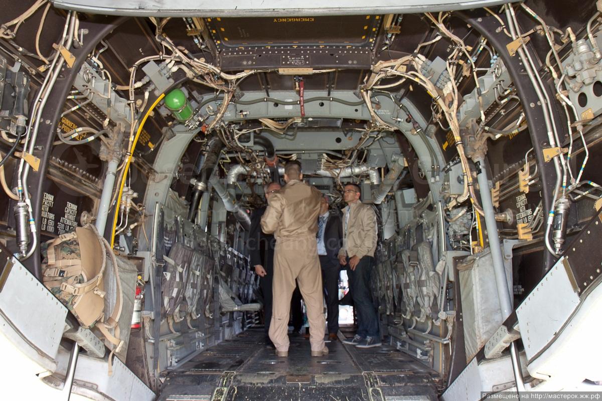(166689 / EH-03) Bell-Boeing MV-22B Osprey (US Marines)