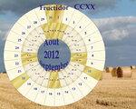 фрюктидор CCXX года (авг.-сент. 2012)