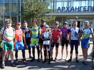 Классический велопробег преследовал цель пересечь Европейску...