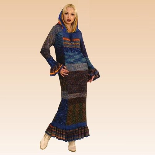 Женские Вязаные Платья Купить В Интернет Магазине