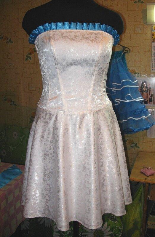 """Свадебное платье """"из Стиляг"""""""