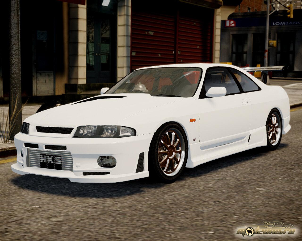 Nissan Skyline GT-R V-spec '1998