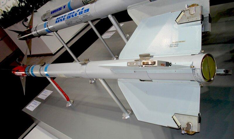 Управляемая ракета LaGS