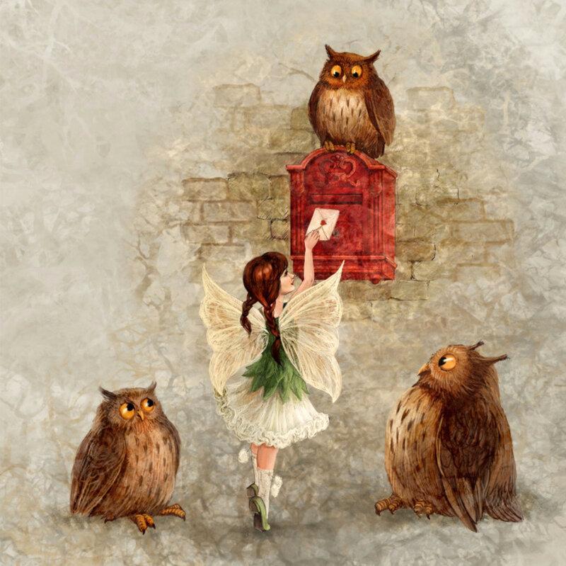Иллюстрации Галины Егоренковой