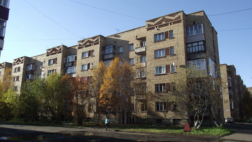 Фотография Инты №1494  Воркутинска 13 от дороги 14.09.2012_15:14