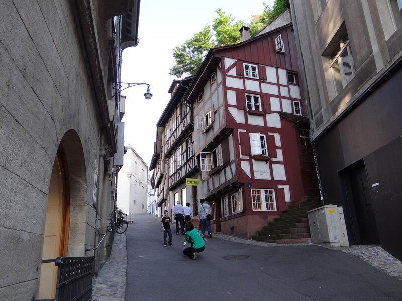 Однажды в Базеле. Пятница.