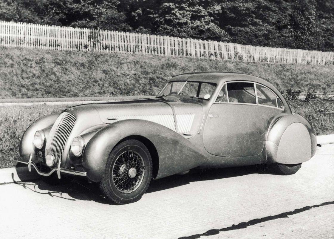 20 Alfa Romeo 6C 2300 Mille Miglia (1938)