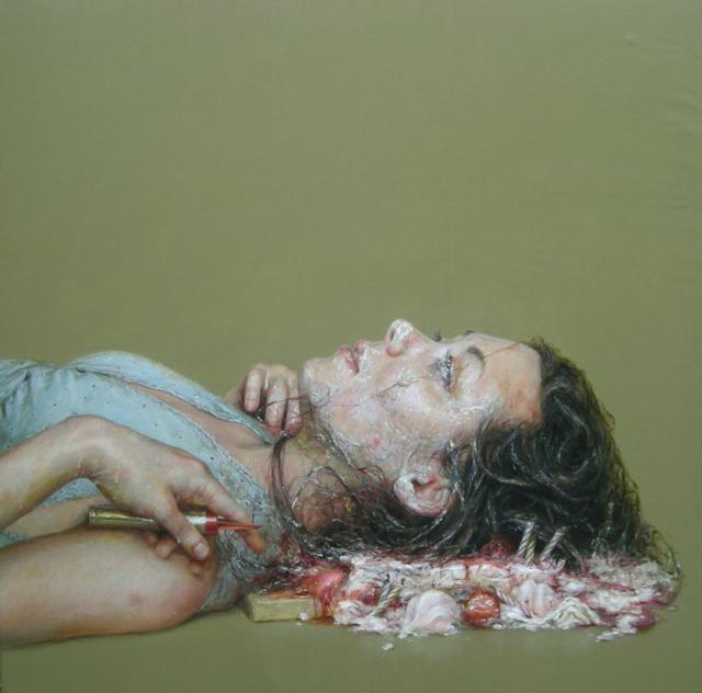 Сюрреалистические сцены из плоти и слизи