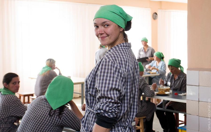 Фото девушек зечек в итк 1 фотография