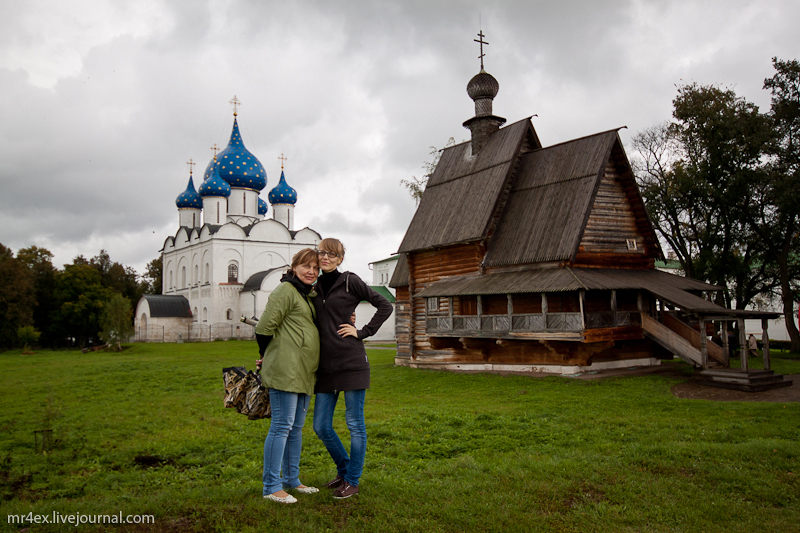 Суздаль. Кремль