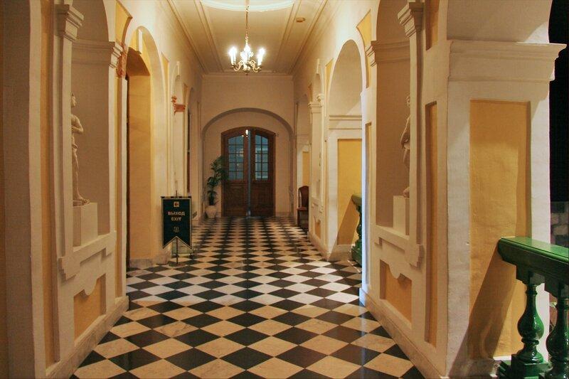 Зимний дворец Петра I, Галерея