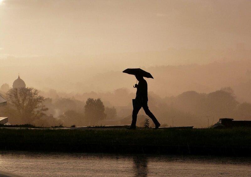Человек дождя..