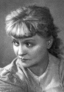 Мария Ивановна Бабанова. 40-е годы