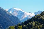 Гора Лайла в Верхней Сванетии