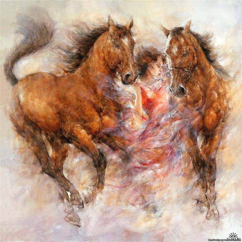 Или мне снится, иль чудится мне, будто скачу я на быстром коне! Gary Benfield