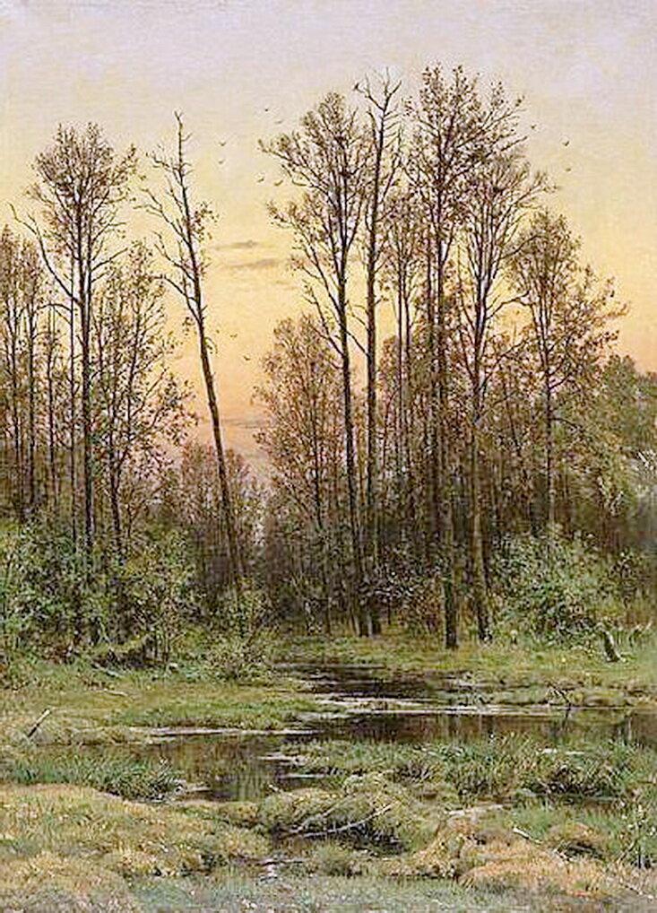 Лес весной. И.И. Шишкин.jpg