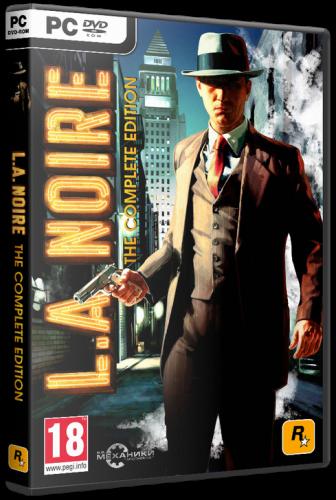 L.A. Noire: The Complete Edition (2011) PC