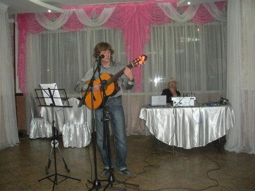 Игорь Игумнов в Алматы