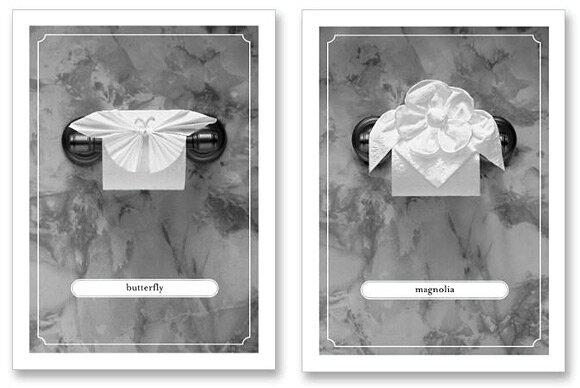 Туалетное оригами из бумаги,для тех у кого запор.(toilegami)