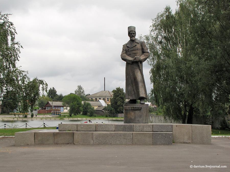 минувшую памятники новозыбкова фото и описание павлином