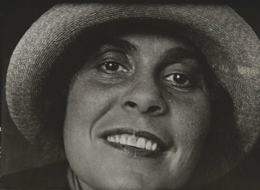 1924. Портрет Лили Брик