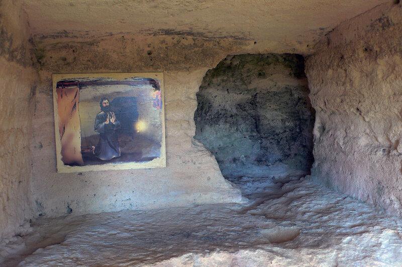 Аладжа монастырь