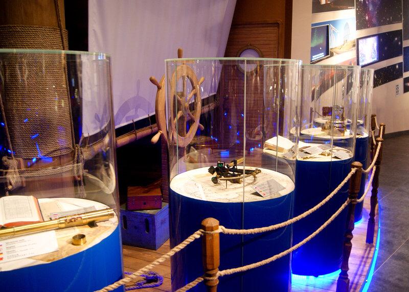 Московский планетарий. Музей Урании