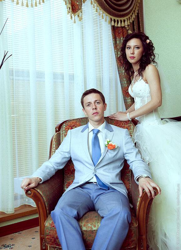 Илья и Марина