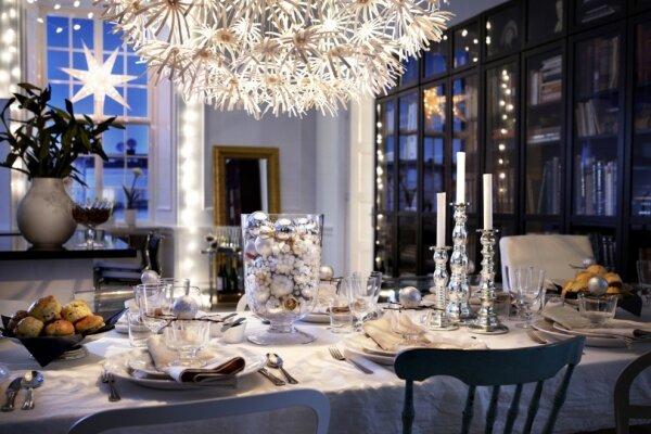 Table christmas decoration ideas