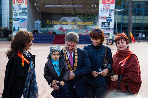мэр Балашиха день города 2012 фотограф Петров Игорь