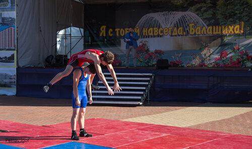 Балашиха спортивная. День города 2012