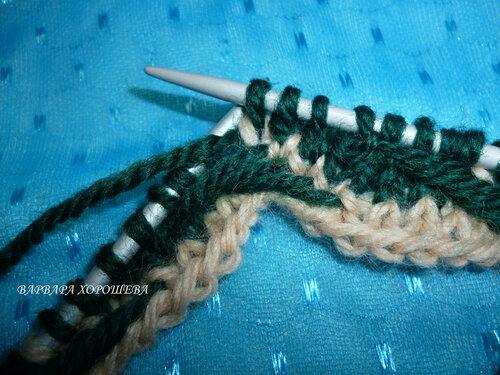 棒针基础:棒针的机织效果 (大师班) - maomao - 我随心动