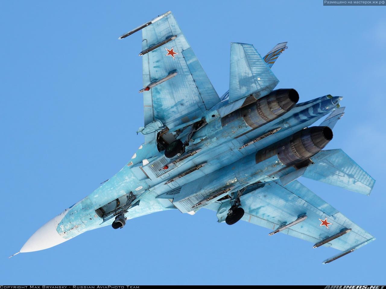 Самолеты, Су-27, Flanker.