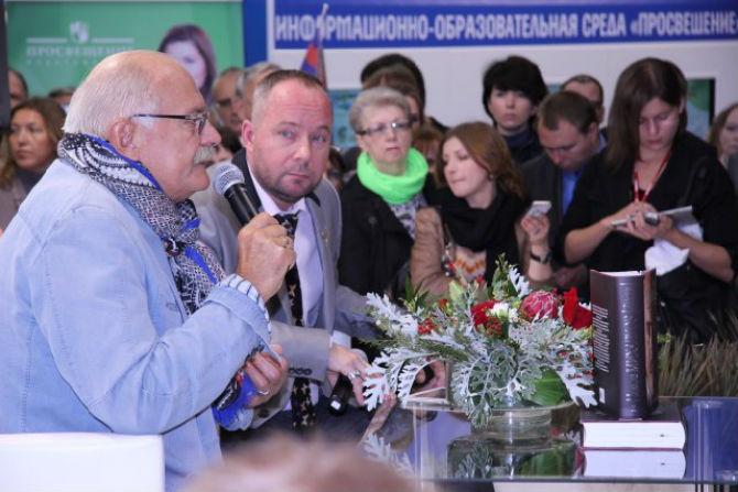 Никита Михалков выпустил книгу