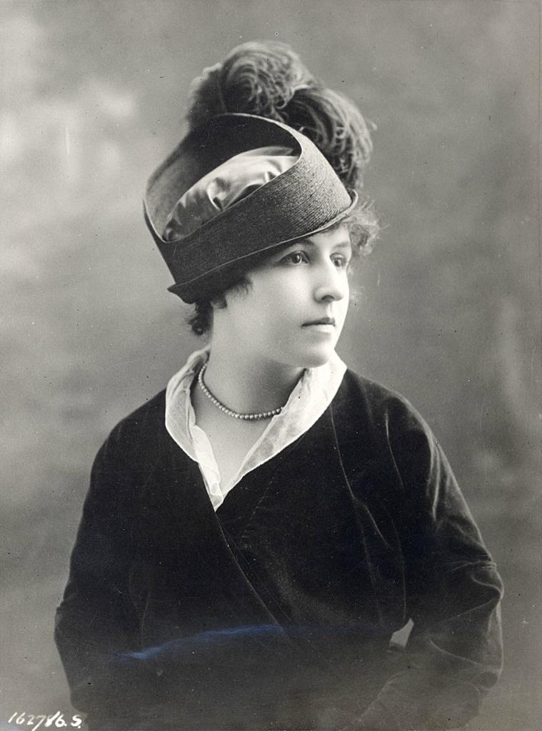 0 6f5a8 7fb5fa1a orig Женские шляпки 1913   1915 годов