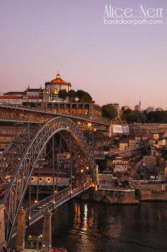 Мост Дона Луиша I, Luís I Iron Bridge