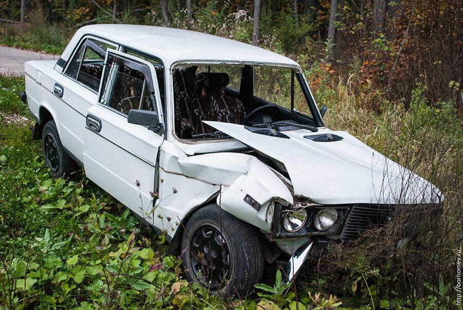 аварийное состояние автомобиля